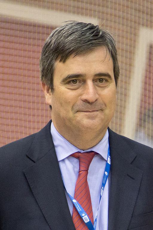 Miguel Cardenal ex-secretario CSD
